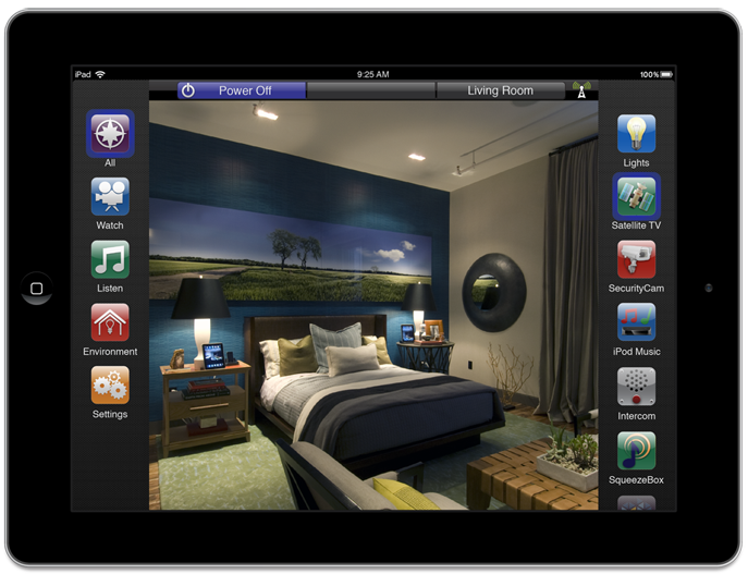 iPad Home Automation Is Here